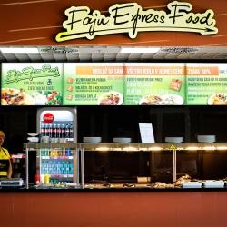 Fajn Express Food - Prevádzka OC Galéria Martin